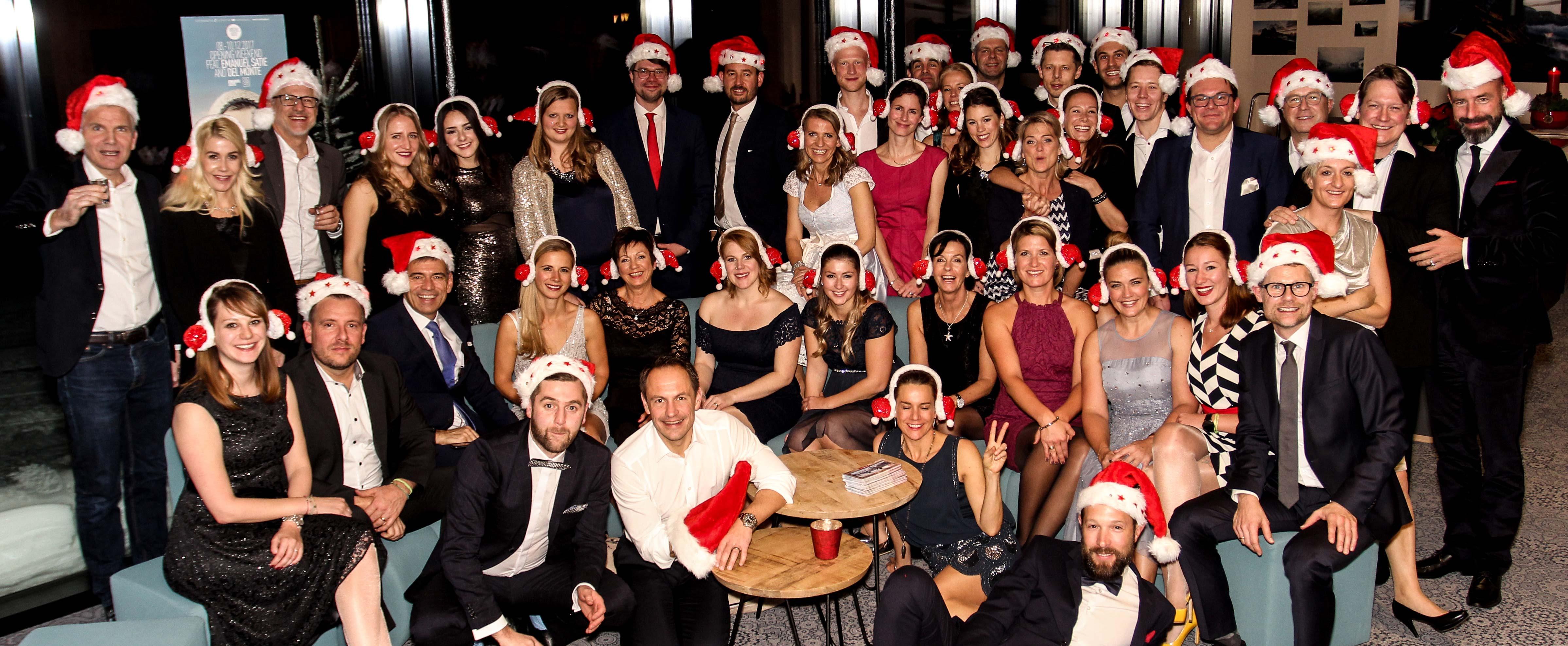 Motto Weihnachtsfeier Party.Die Commax Weihnachtsfeier Feier And Ice Im Zillertal