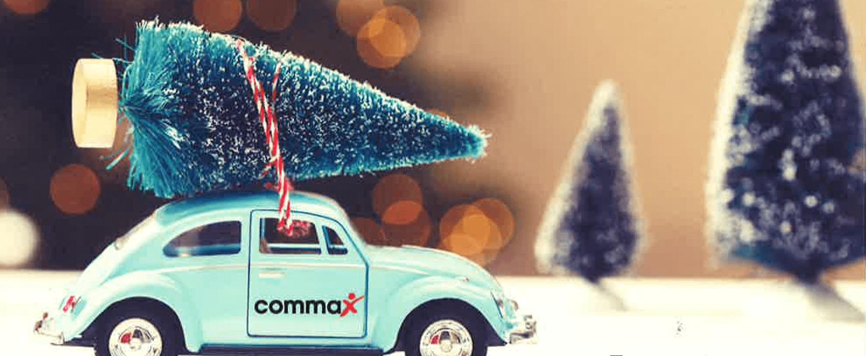 Beitrag Zur Weihnachtsfeier.Commax Weihnachtsfeier 2018 Im Cafe Glockenspiel