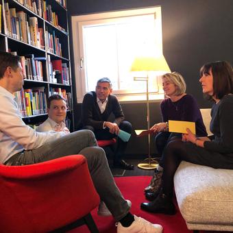 New Work Leadership Kultur
