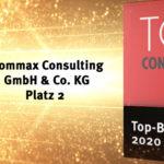 Commax TOP Consultant der Film